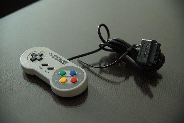 ovladač videohry