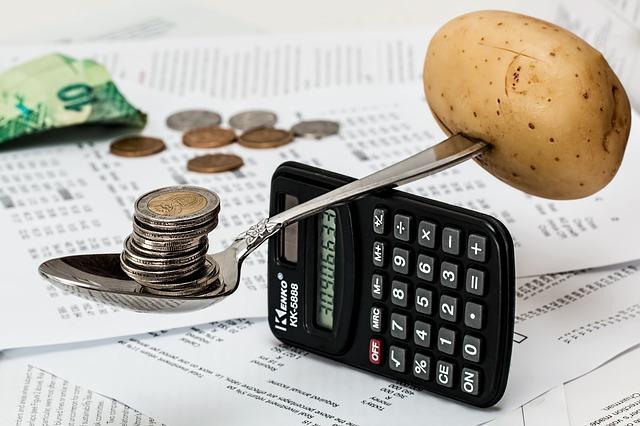 váha financí